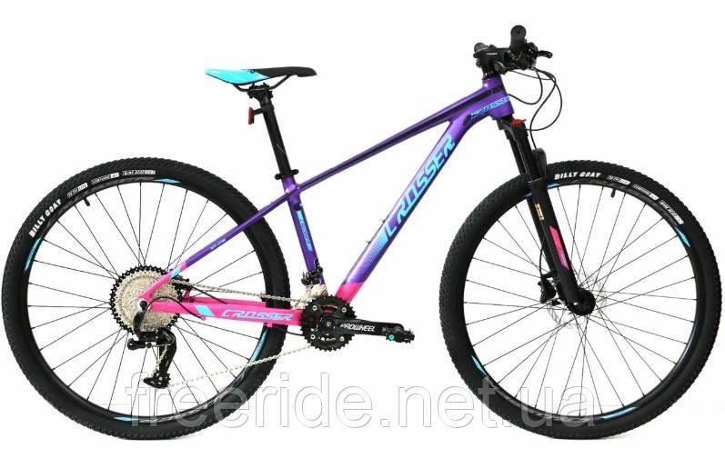 Велосипед Crosser Solo Lady 29-036 (15,5) 2*12S гидравлика
