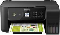 МФУ Epson L3160 3 в 1 принтер, сканер, копир с Wi-Fi и ЖК-Экраном (БФП), фото 1