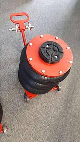 Домкрат подушка пневматичний, повітряний домкрат коротка ручка DPA-3RK 4,2 т AIRKRAFT