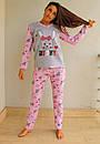 """Комфортная очаровательная красивая женская пижама """"Bunny"""", фото 2"""