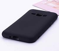 Чехол Mobiking Silicon Case Samsung J120 (J1-2016) Black