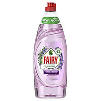 Средство для мытья посуды Fairy natural scents 650мл