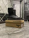 Зимние ботинки Dr. Martens 1914 Fur Black (Мех), доктор мартенс черевики Dr Martens, мартинс ботінки мартінс, фото 8