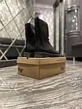 Зимние ботинки Dr. Martens 1914 Fur Black (Мех), доктор мартенс черевики Dr Martens, мартинс ботінки мартінс, фото 9