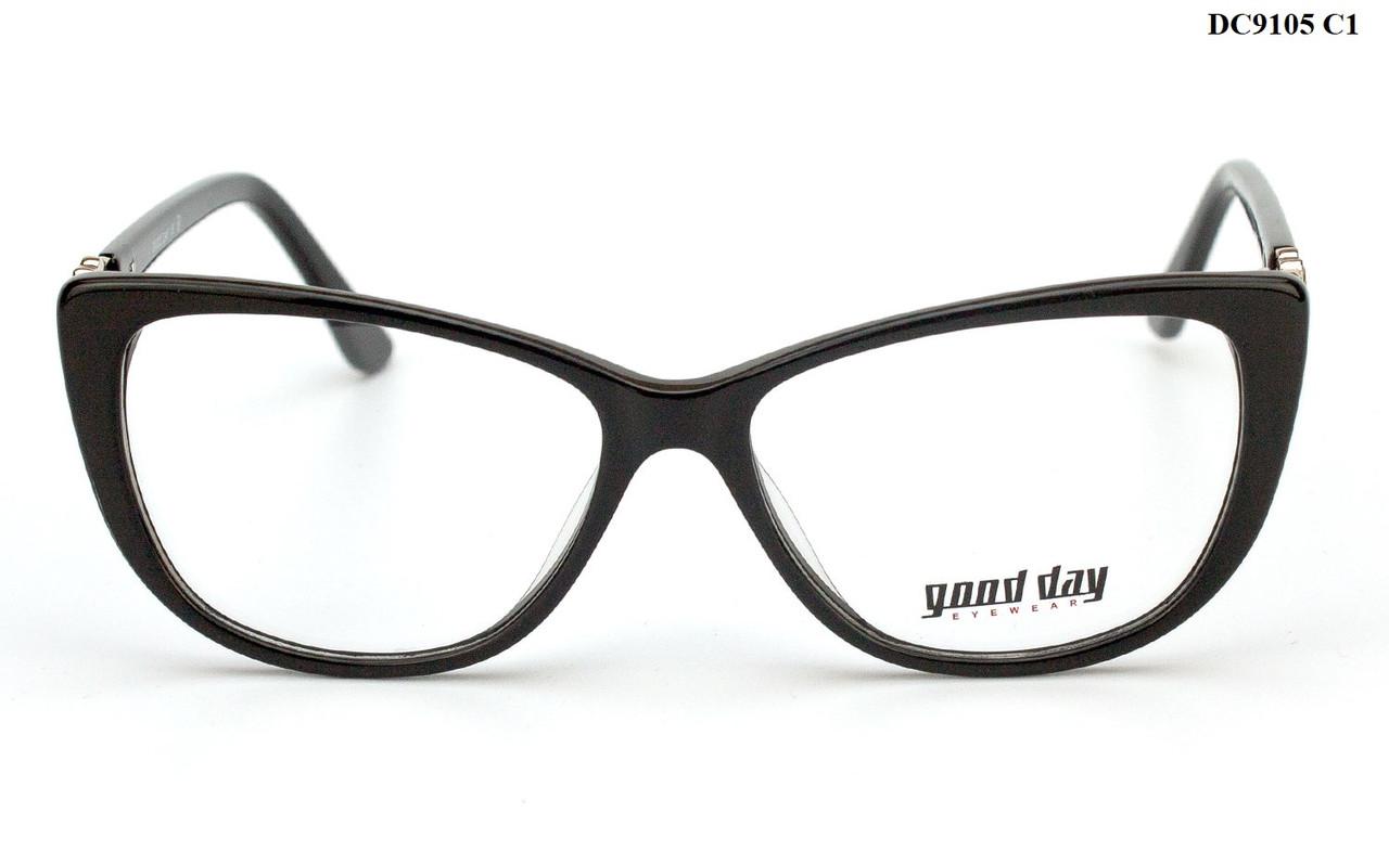 Чорна оправа для окулярів жіноча Good Day