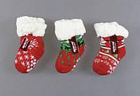 Носки новогодние тёплые детские Aura.via, , 0-12,12-24 мес. Артикул: BM1226