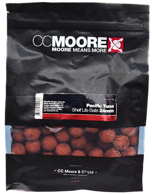 Бойлы CC Moore Pacific Tuna Shelf Life 24мм