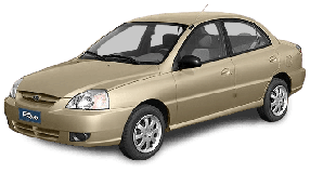 Авточехлы для Kia (Киа) Rio/K2 1 (DC) 2000-2005