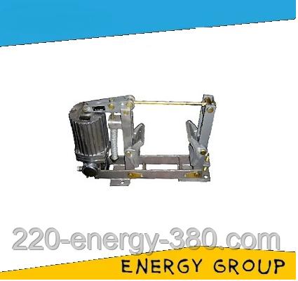 Тормоз ТКГ-400 с ТЭ-80