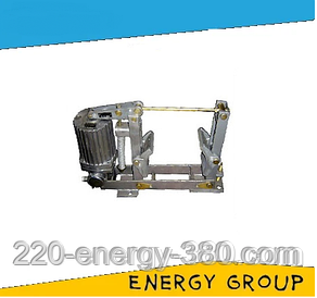 Тормоз ТКГ-300 с ТЭ-50