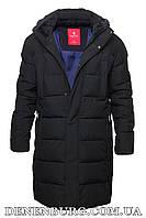 Куртка зимняя мужская KINGS WIND 20-W39 чёрная, фото 1