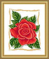 Набор для вышивки крестом Русский фаворит ЦВ-005 «Прекрасная роза»