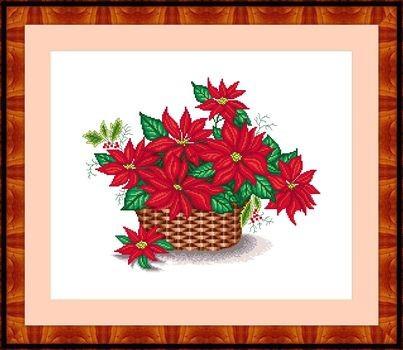 Набор для вышивки крестом Русский фаворит ЦВ-015 «Молочай прекраснейший»