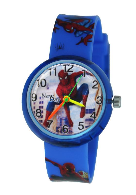 Годинник дитячий наручний для хлопчика Людина павук
