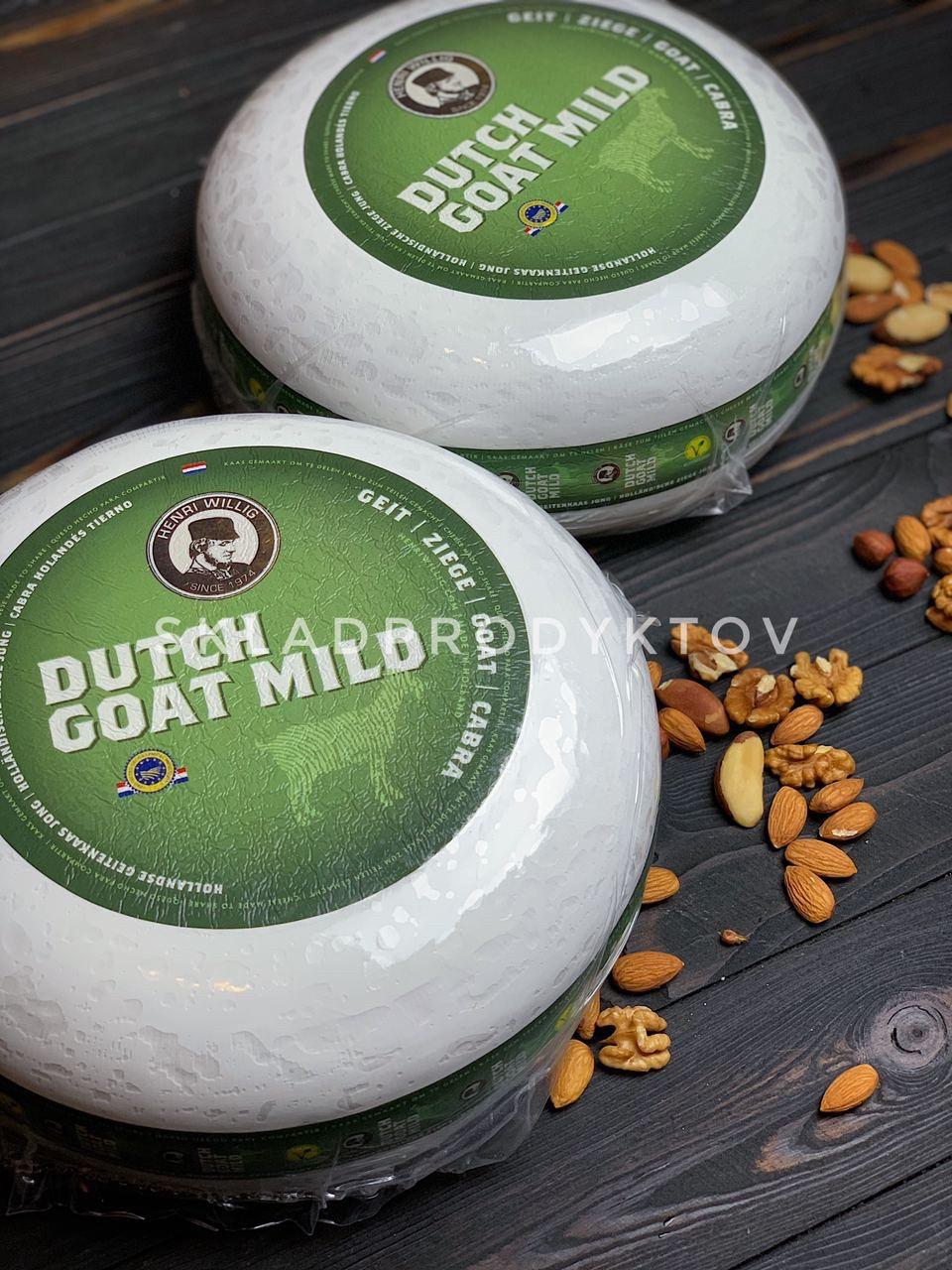 Козий сыр Dutch goat mild Голландия