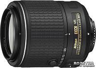 Объектив Nikon AF-S 55-200mm f / 4-5.6G ED VR II AF-S (JAA823DA)