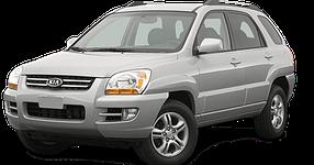 Авточехлы для Kia (Киа) Sportage 2 (KM) 2004-2010