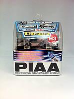 Автолампы PIAA Platinum White H3 / 3800K / комплект 2 шт./ подарок LED габариты PIAA