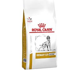 Корм Royal Canin Urinary S/O Ageing 7+ Dog Роял Канін Урінарі Еджейн 7+ дієта для собак 8 кг