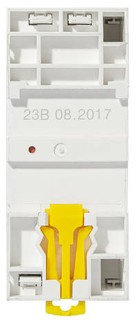Модульний контактор MK-N 2P 32A 2NO 220V, фото 2