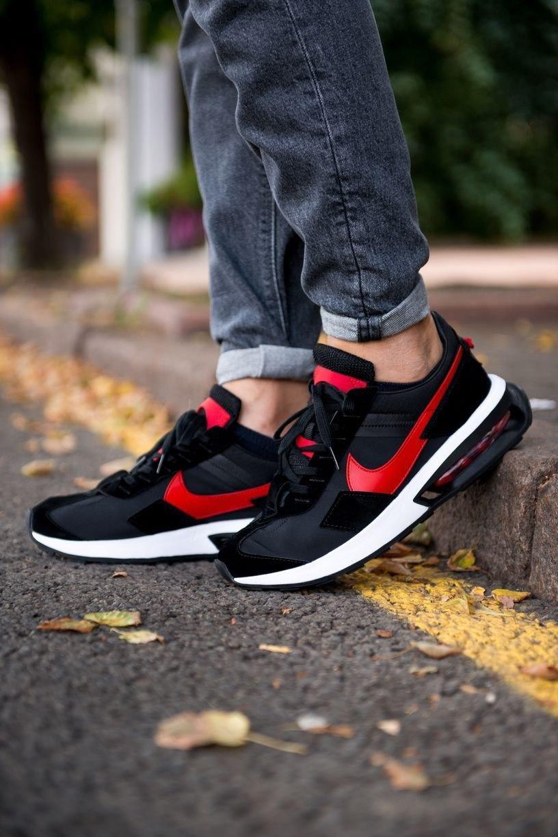 """Кросівки чоловічі  Nike Air Max """"Pre-Day"""" Black/White"""