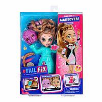 Набор с куклой Failfix Total Makeover Диджей
