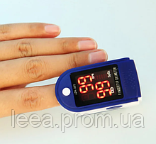 Пульсометр для измерения пульса и сатурации JZK-302