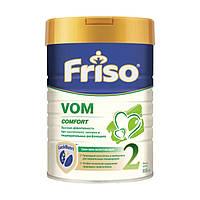 Молочна суміш Friso VOM 2 COMFORT, 6+, 800г