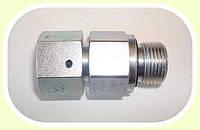Соединение-адаптер корпус-гайка (резьба 22x1.5 - 1/2