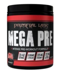 Primeval Labs (Праймевал Лабс) - капсулы для роста мышечной массы