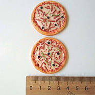 """Кукольная еда """"Пицца"""", фото 6"""