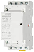 Модульний контактор MK-N 4P 16A 2NO+2NC 220V