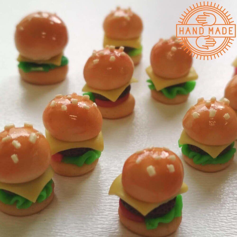 "Кукольная еда ""Гамбургер"" (бургер)"