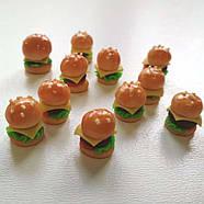 "Кукольная еда ""Гамбургер"" (бургер), фото 2"