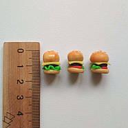 "Кукольная еда ""Гамбургер"" (бургер), фото 4"