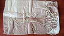 Стильний теплий шарф, накидка, палантин, платок, фото 9