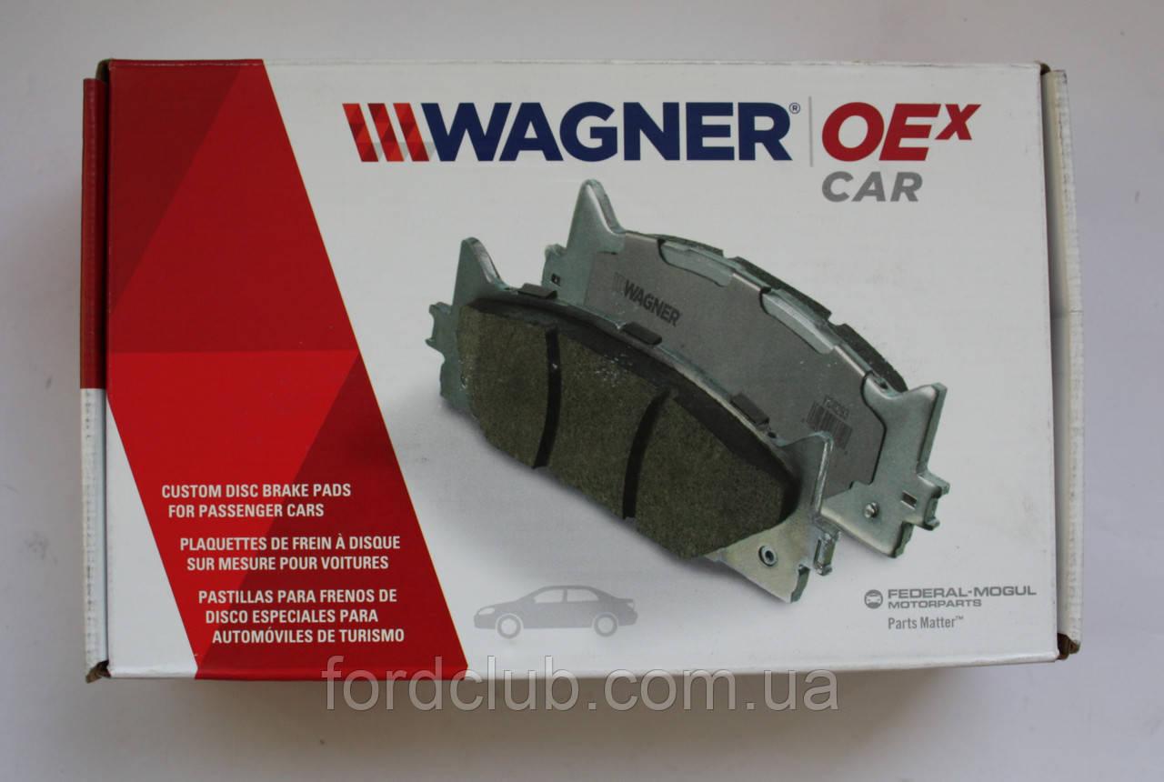 Задние колодки Ford Mustang; WAGNER OEX1793 OEX Ceramic