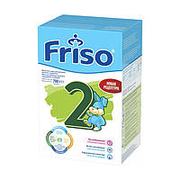 Молочна суміш Friso 2 LockNutri, 6+, 700г