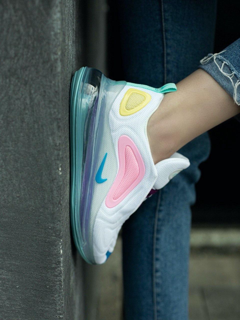 Кроссовки женские Nike Air Max 720, White Colors