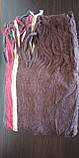 Объемный стильний теплий шарф, накидка, палантин, платок, фото 5