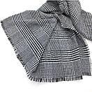Стильний теплий шарф накидка палантин платок, фото 4