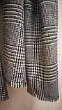Стильний теплий шарф накидка палантин платок, фото 7