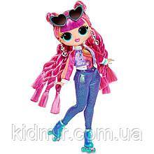 Лялька ЛОЛ ОМГ Диско Скейтер L. O. L. Surprise! OMG Roller Chick 567196