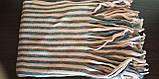 Стильний теплий шарф, накидка, палантин, платок, фото 7