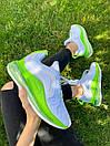Кроссовки женские Nike Air Max 720, White/Green, фото 3