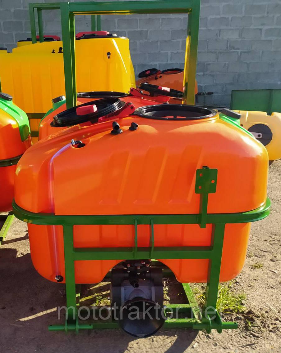 Обприскувач тракторний польовий ОГН-400/12 (Україна-Польща)