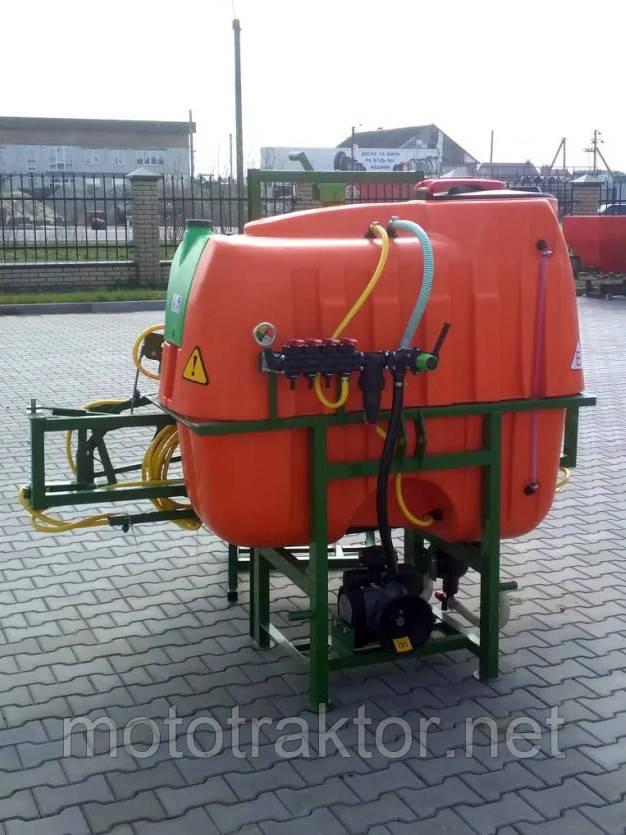 Обприскувач тракторний польовий ОГН-600/12 (Україна-Польща)
