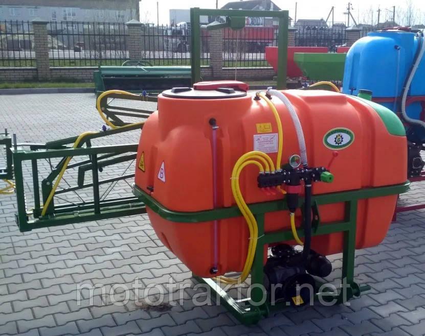 Опрыскиватель тракторный полевой ОГН-800/12 (Украина-Польша)