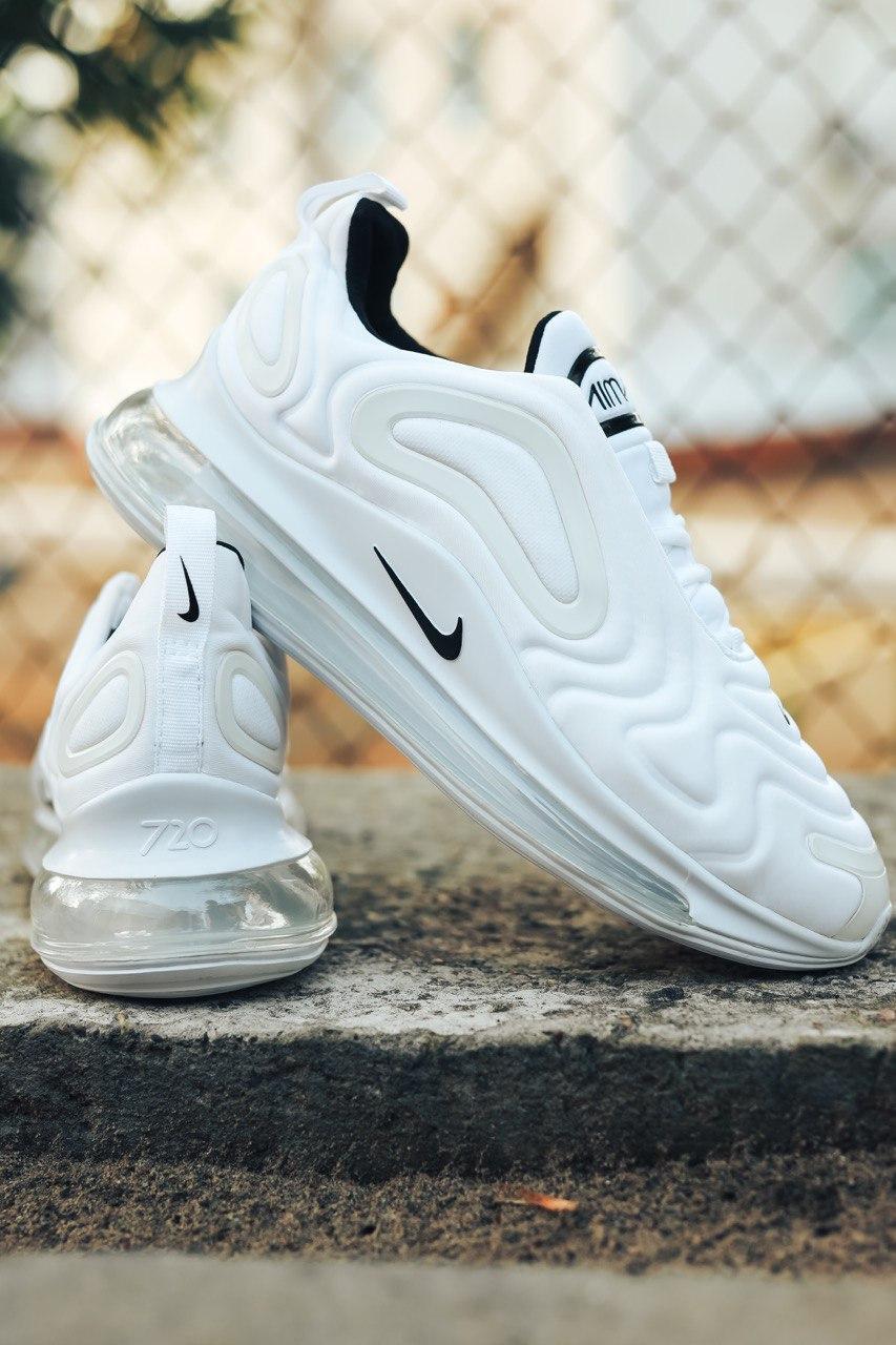 Кросівки чоловічі Nike Air Max 720 White