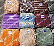 Чехлы на табуретки комплект 4 шт на резинке (сидушка на табурет, стул) №11, фото 3